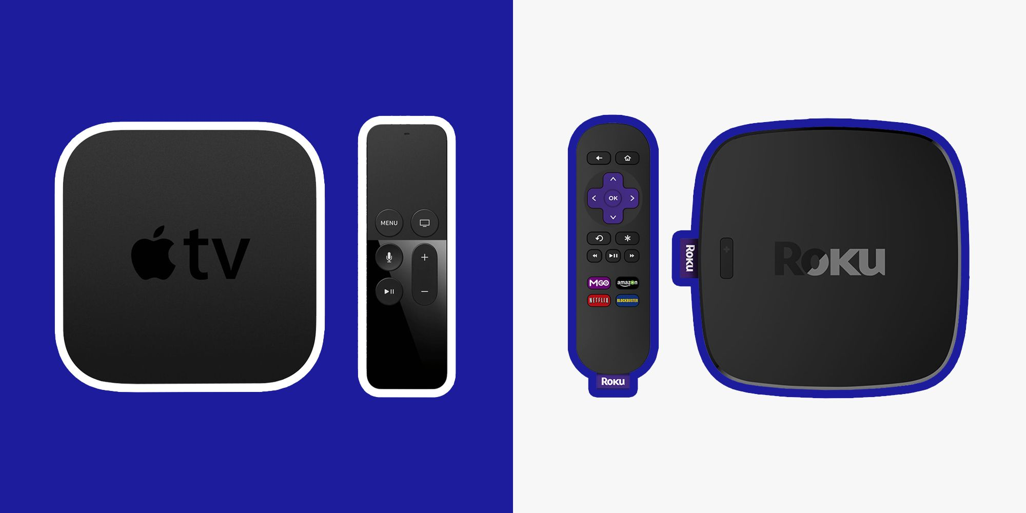 Apple TV vs  Roku: Which Streaming Device Is Right for You