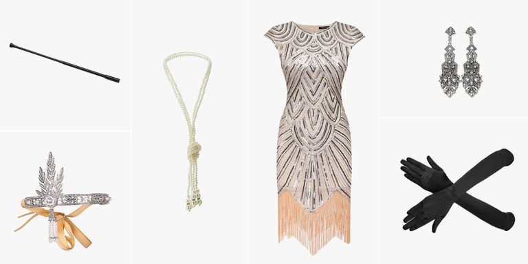 23 great gatsby costume ideas for halloween 2018 best 1920s great gatsby costume solutioingenieria Gallery