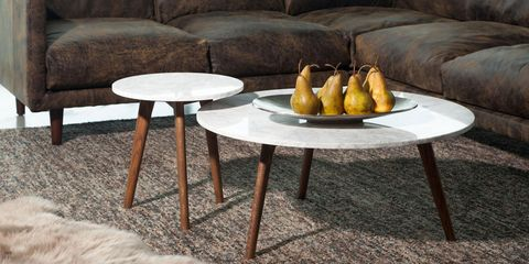 Best Round Coffee Tables For You Living Room In Wood - Looking for a round coffee table
