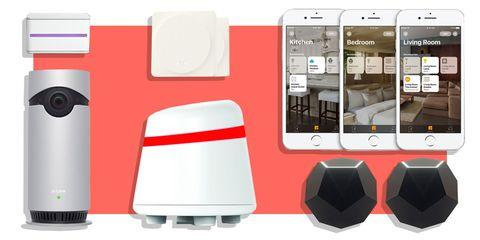Apple HomeKit products