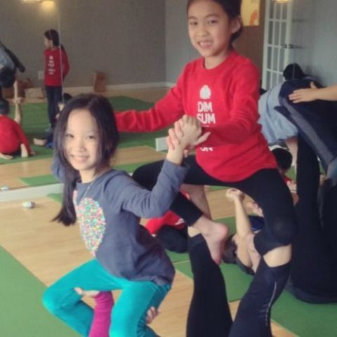 Best Kids Yoga in NYC