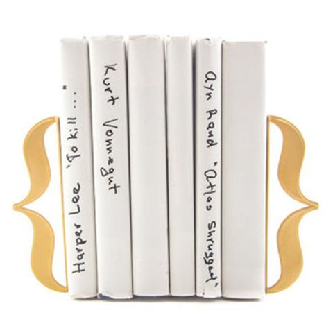 Design Atelier Metal Bracket Bookends