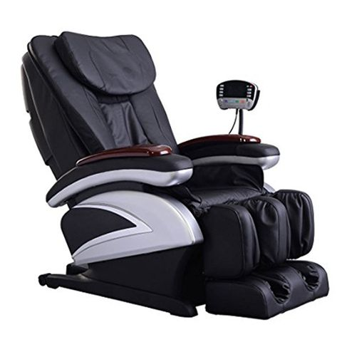 "<p><strong data-redactor-tag=""strong""><em data-redactor-tag=""em"">from $760</em></strong> <a href=""https://www.amazon.com/Electric-Shiatsu-Massage-Recliner-Stretched/dp/B007XA04P6?tag=bp_links-20"" target=""_blank"" class=""slide-buy--button"" data-tracking-id=""recirc-text-link"">BUY NOW</a><span class=""redactor-invisible-space"" data-verified=""redactor"" data-redactor-tag=""span"" data-redactor-class=""redactor-invisible-space""></span></p><p><span class=""redactor-invisible-space"" data-verified=""redactor"" data-redactor-tag=""span"" data-redactor-class=""redactor-invisible-space"">After you take a seat in this Amazon best-seller, you'll immediately&nbsp;feel an overwhelming sense of relief. Its power rollers reduce muscle stress, work out knots, and promote better blood circulation. The chair is heated, and it conforms to the contour and shape of your back. It massages your forearms, neck, back, legs, thighs, feet, and even your butt.<span class=""redactor-invisible-space"" data-verified=""redactor"" data-redactor-tag=""span"" data-redactor-class=""redactor-invisible-space""> It comes in black, brown, and burgundy.</span><br></span></p><p><span class=""redactor-invisible-space"" data-verified=""redactor"" data-redactor-tag=""span"" data-redactor-class=""redactor-invisible-space""><span class=""redactor-invisible-space"" data-verified=""redactor"" data-redactor-tag=""span"" data-redactor-class=""redactor-invisible-space""><strong data-verified=""redactor"" data-redactor-tag=""strong"">Related:&nbsp;</strong><span class=""redactor-invisible-space"" data-verified=""redactor"" data-redactor-tag=""span"" data-redactor-class=""redactor-invisible-space""><a href=""http://www.bestproducts.com/beauty/g1831/at-home-spa-treatment/"" data-tracking-id=""recirc-text-link"">Want to Have a DIY Spa Day At Your Home? Check Out These 10 Products and Tools</a></span><br></span></span></p>"