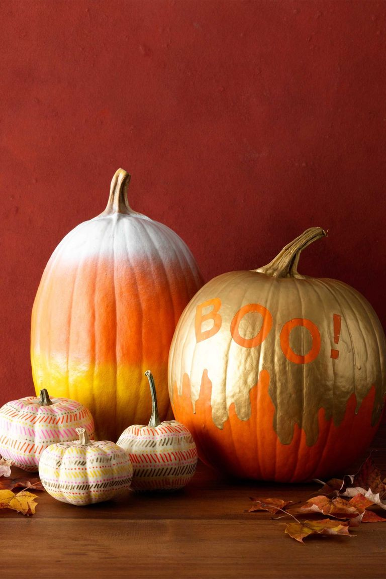 Best pumpkin decorating ideas for halloween no
