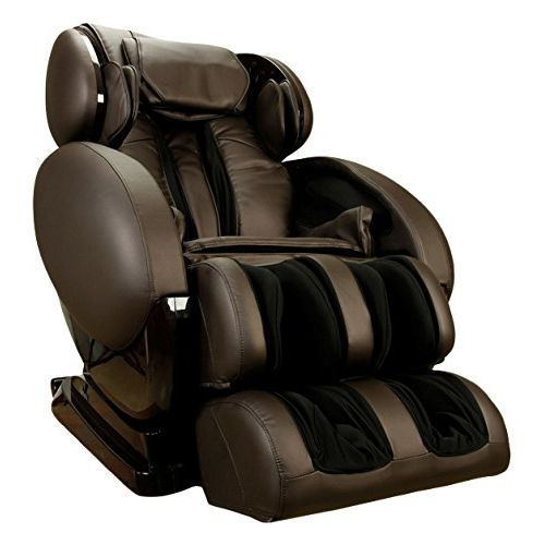 "<p><strong data-redactor-tag=""strong""><em data-redactor-tag=""em"">from $5,495</em></strong> <a href=""https://www.amazon.com/Infinity-8500X3-EB-Massage-Chair-Chocolate/dp/B01DV3849Q/?tag=bp_links-20"" target=""_blank"" class=""slide-buy--button"" data-tracking-id=""recirc-text-link"">BUY NOW</a><span class=""redactor-invisible-space"" data-verified=""redactor"" data-redactor-tag=""span"" data-redactor-class=""redactor-invisible-space""></span></p><p><span class=""redactor-invisible-space"" data-verified=""redactor"" data-redactor-tag=""span"" data-redactor-class=""redactor-invisible-space"">If you're looking for a serious massage chair that'll provide you with a deep tissue massage, this Infinity one will do the trick — but it'll cost you a pretty penny. It comes in three colors: artistic taupe, chocolate brown, and classic black. The zero-gravity chair reclines and positions your body so your legs are elevated above your heart to encourage blood circulation.</span></p><p><span class=""redactor-invisible-space"" data-verified=""redactor"" data-redactor-tag=""span"" data-redactor-class=""redactor-invisible-space"">It features five 3D intensity levels and several presets. There's a setting for relieving muscle pain after playing sports, one specifically for rest and sleep, and others that target your neck, shoulder, waist, or spine. If you want to soothe your muscles and reduce their tightness, it offers a heating function. Or if you just want to reduce tension and fatigue in your feet, it provides an excellent foot massage that'll make you go, ""Ahhhhhh!"" </span></p><p><span class=""redactor-invisible-space"" data-verified=""redactor"" data-redactor-tag=""span"" data-redactor-class=""redactor-invisible-space"">It's also one of the few chairs that has an Android and iPhone app for playing music and adjusting settings.<span class=""redactor-invisible-space"" data-verified=""redactor"" data-redactor-tag=""span"" data-redactor-class=""redactor-invisible-space""></span><span class=""redactor-invisible-space"" data-verified=""redactor"" data-redactor-tag=""span"" data-redactor-class=""redactor-invisible-space""></span></span></p>"