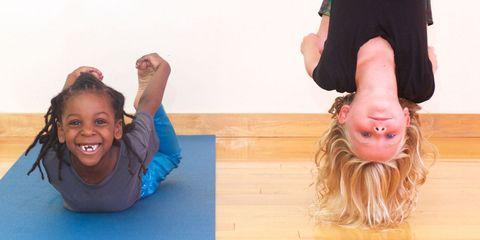 kids yoga in NYC