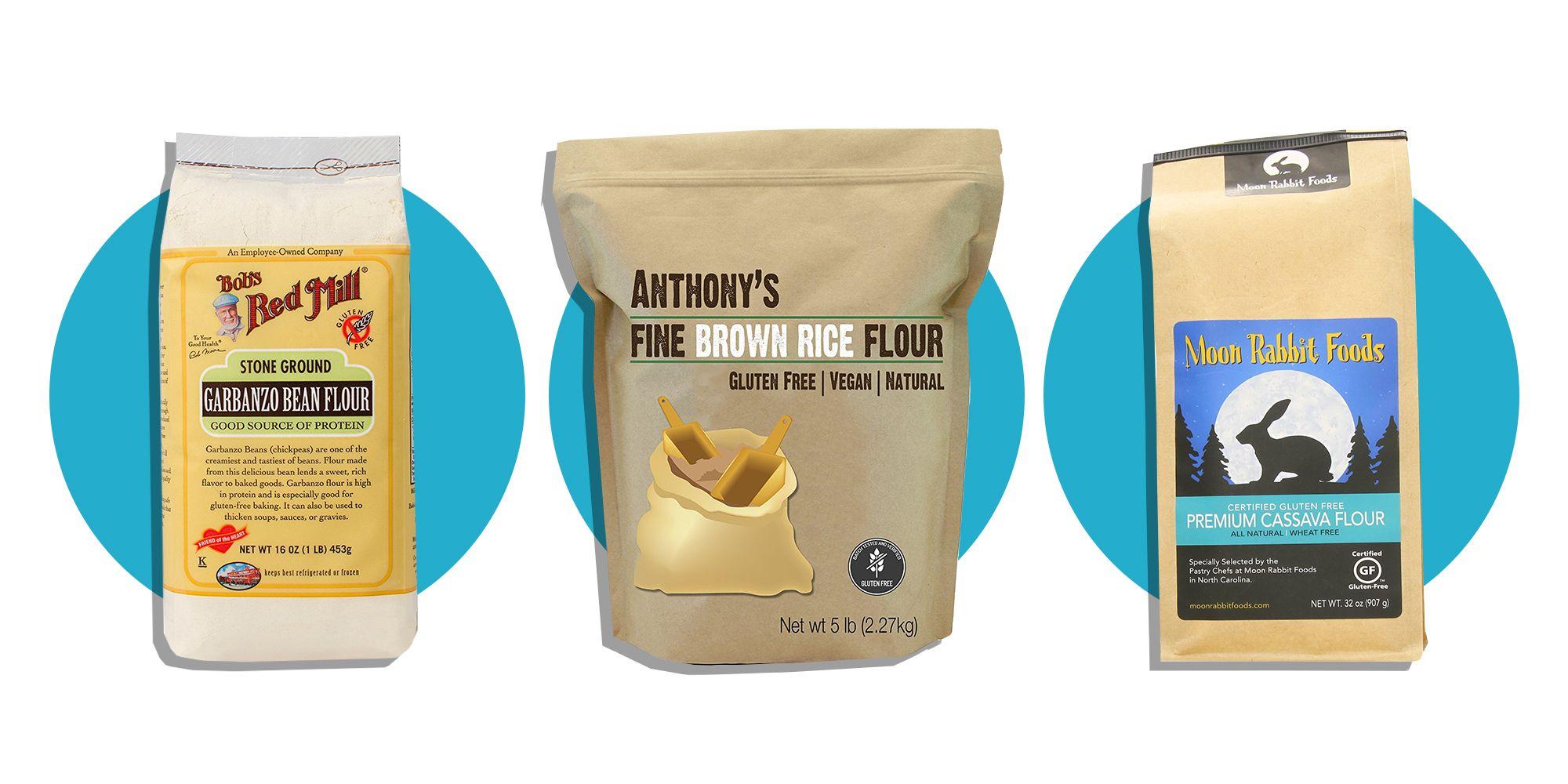 10 Best Gluten Free Flours Of 2018 Organic And Gluten Free Baking Flour