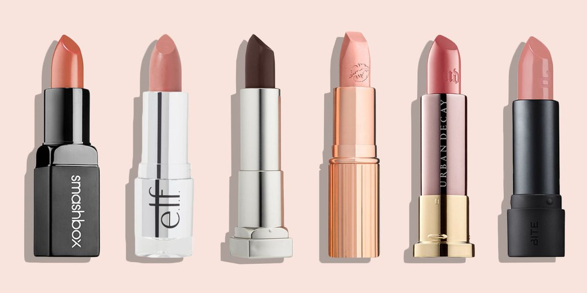 17 Best Nude Lipstick Colors Of 2018 - Nude And Neutral -1813