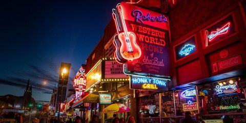 Nashville TN Robert's Western World