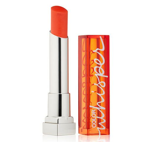 Maybelline New York Color Whisper by ColorSensational Lipcolor in Orange Attitude