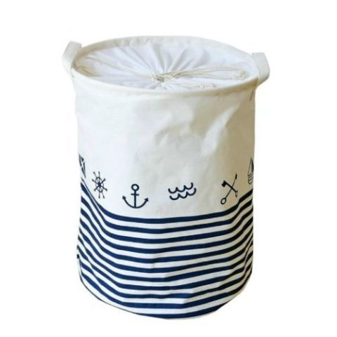 Best Baby And Nursery Laundry Hampers Basketore Nautical