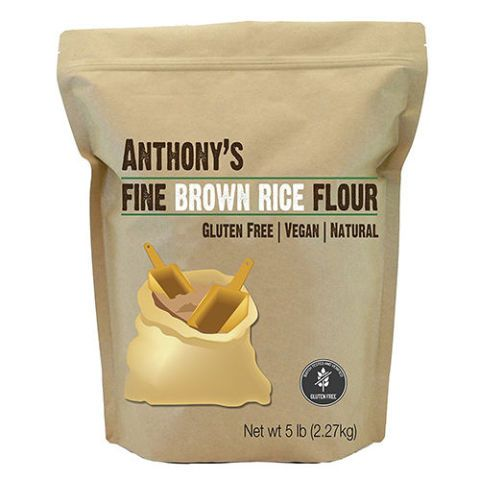 Anthony's Fine Brown Rice Flour