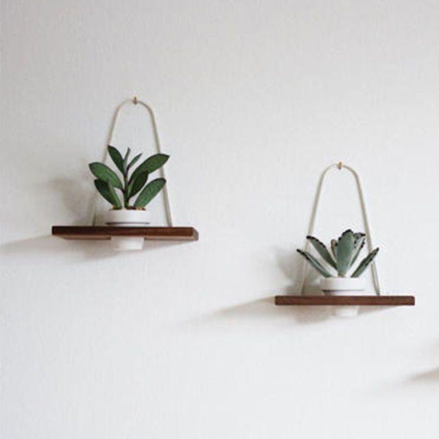 10 Inch White Ceramic Planter