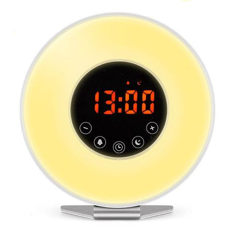 Kitchenismo Wake Up Light Alarm Clock
