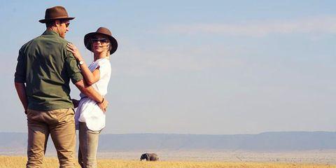 Juliana Hough honeymoon photos