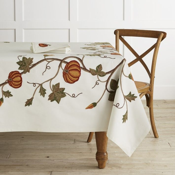 High Quality 10 Best Fall Tablecloths For 2018 Thanksgiving And Runners