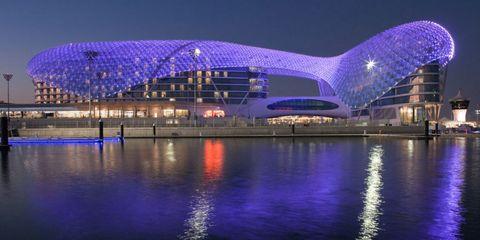 Yas Viceroy Abu Dhabi — Abu Dhabi