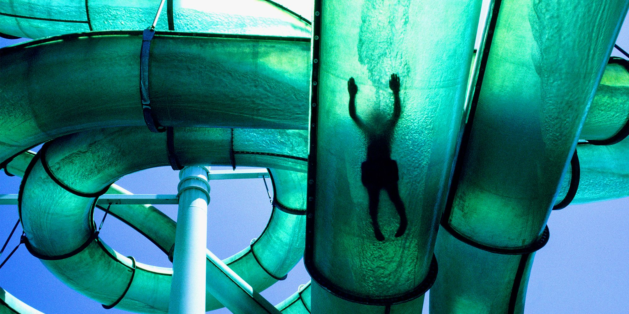 5 Biggest Water Slides in the World - Scary Water Slides