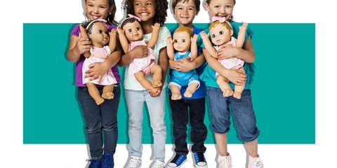 luvabella dolls