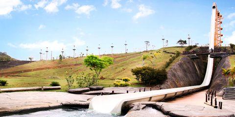 Águas Quentes Water Park