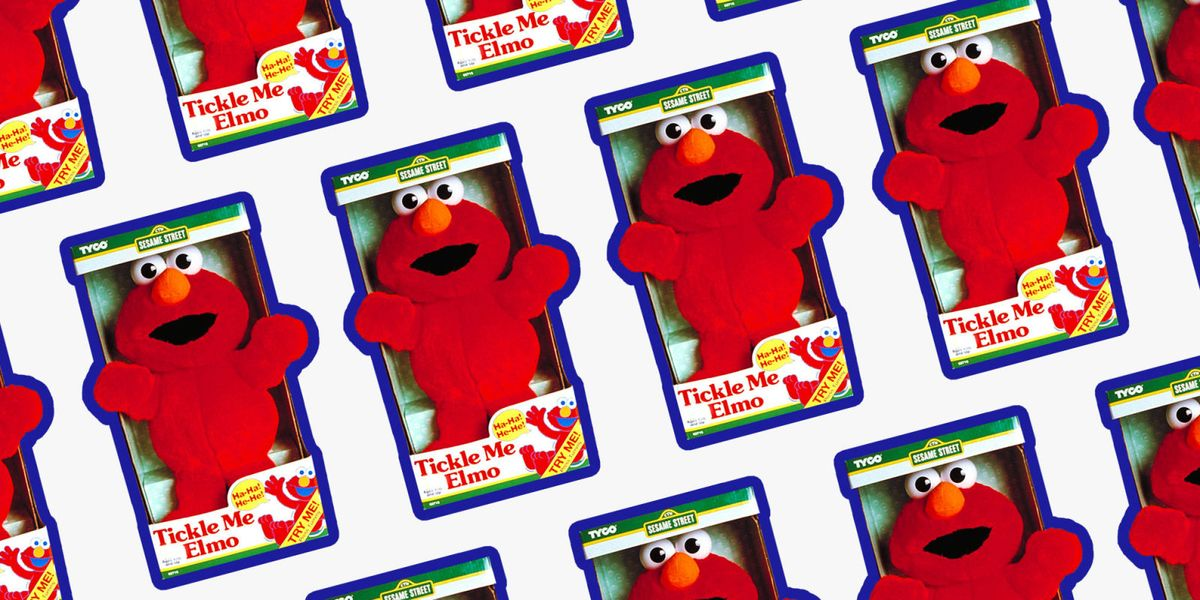 Tickle Me Elmo Is Back For 2018 How To Get Your Hands On