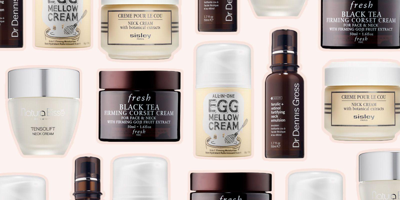 Decolletage cream uk