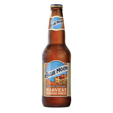 Blue Moon Harvest Pumpkin Wheat Ale