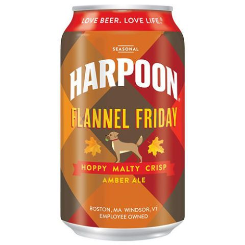 Harpoon Brewery Flannel Friday