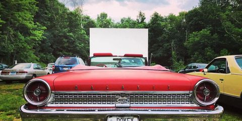 drive-in theaters NYC