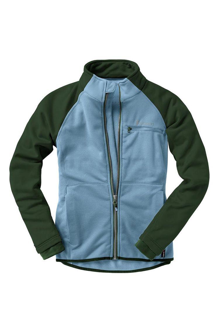 Sambaya Stretch Fleece Hoodless Jacket (Women's)