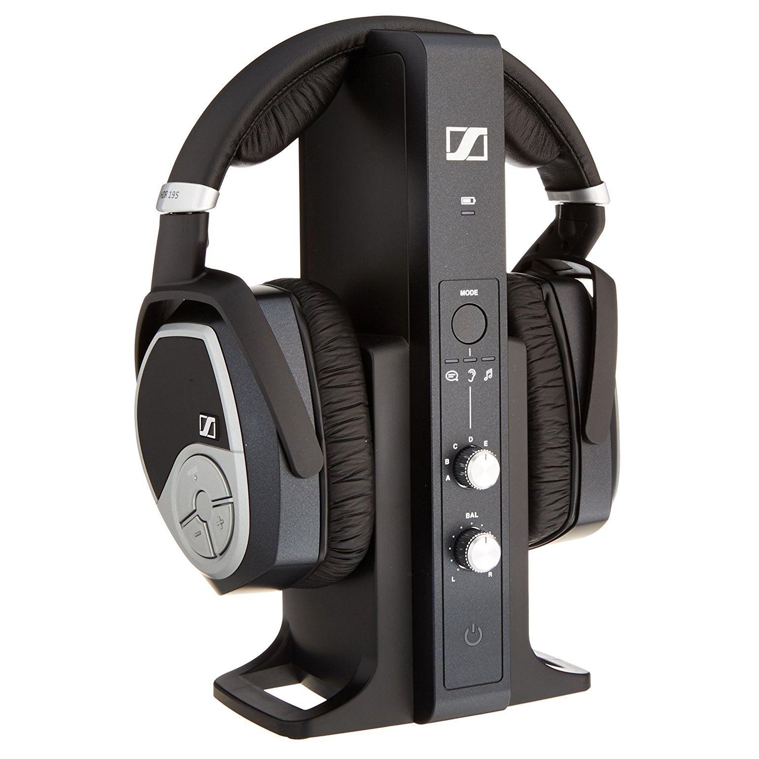 Sennheiser RS 195 RF Wireless TV Headphones