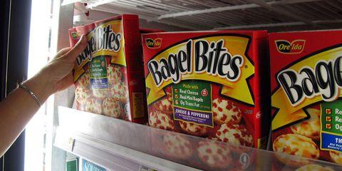 Convenience food, Food, Snack, Cuisine, Frozen food, Fast food, Prepackaged meal, Vegetarian food, Dish, Ingredient,