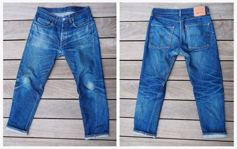 uusi ulkonäkö kuponkikoodit viralliset kuvat Why Raw Denim Jeans Are Perfect for Men - Best Raw Denim ...
