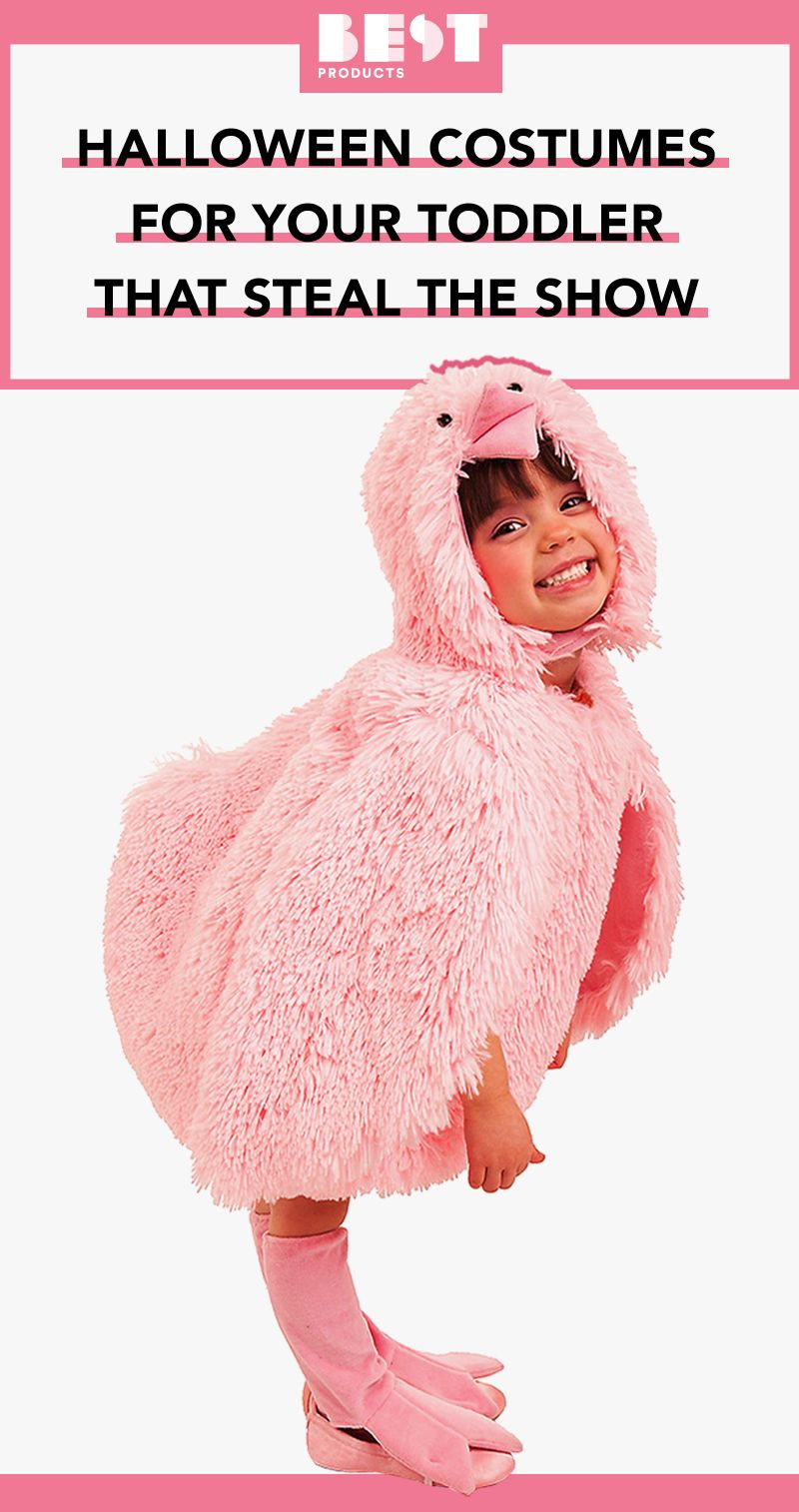 16 Best Toddler Halloween Costumes in 2018 - Cute Halloween Costumes for Toddlers  sc 1 st  BestProducts.com & 16 Best Toddler Halloween Costumes in 2018 - Cute Halloween Costumes ...
