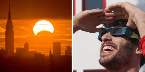 Where to watch the 2017 summer solar eclipse in New York City