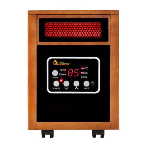 Beau Dr. Infrared Heater Portable Space Heater