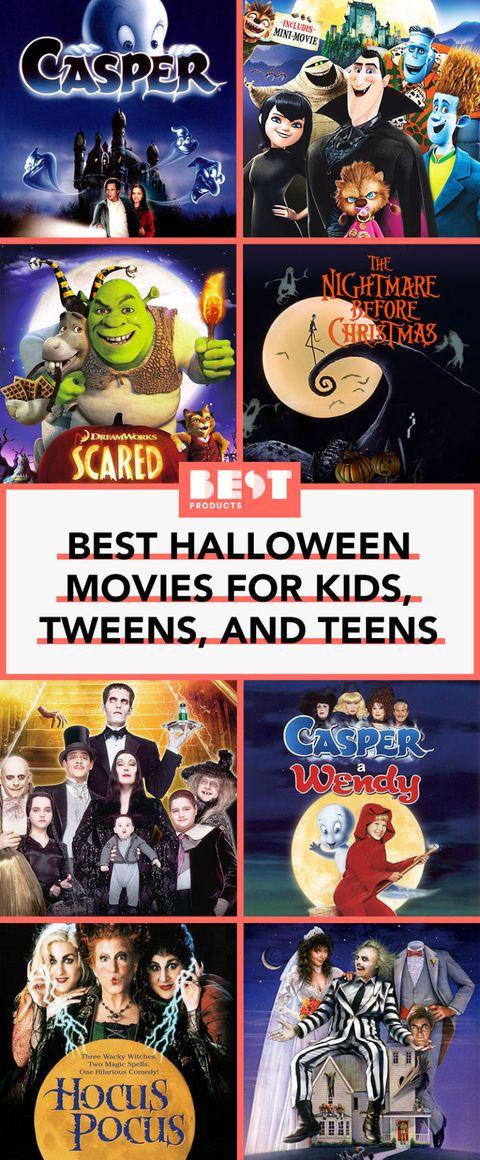 halloween kids family movies