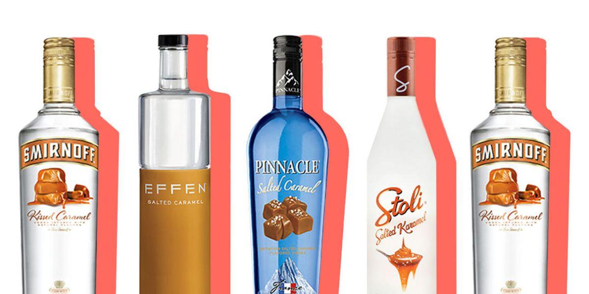 5 Best Caramel Vodkas For Fall 2018 Caramel Flavored