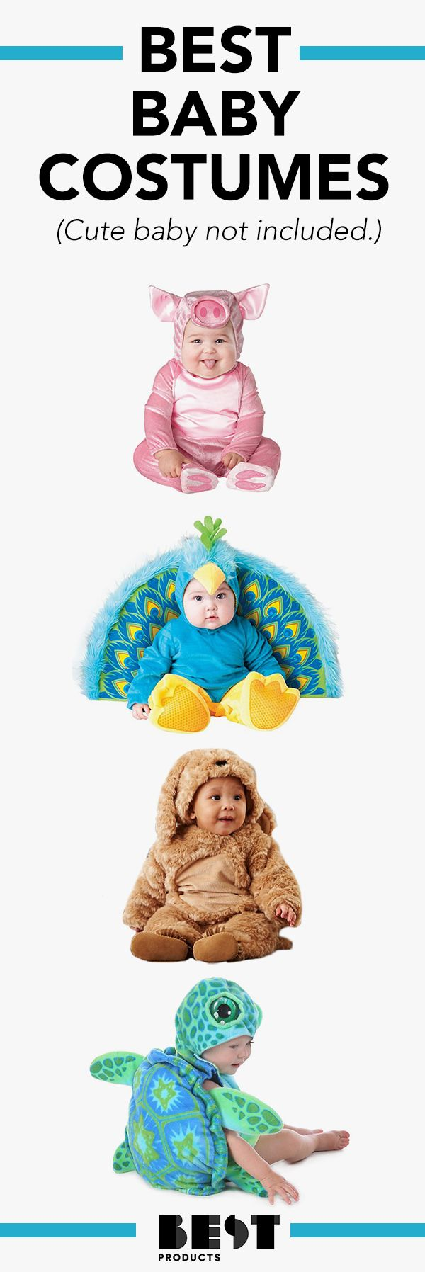 sc 1 st  BestProducts.com & 20+ Best Baby Halloween Costumes of 2018 - Adorable Baby Costume Ideas