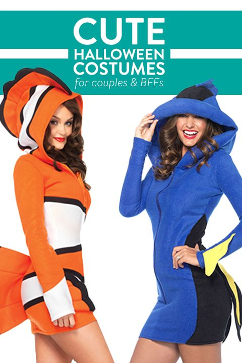 16 Best Couples Costumes For Halloween 2019 - Duo Costume -2906