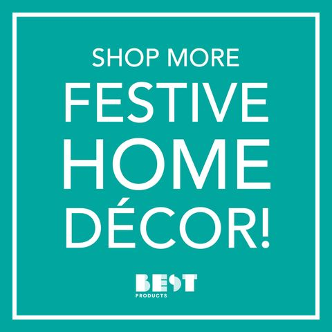 festive holiday home decor