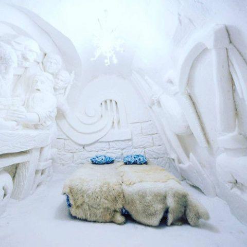 SnowCastle — Kemi, Finland