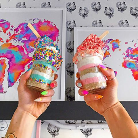 Jars By Dani sells tasty rainbow treats in jars