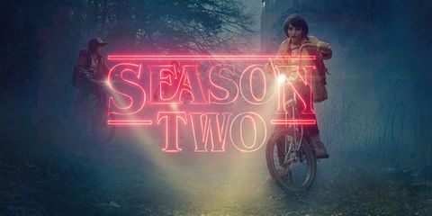 Stranger Things fall 2017