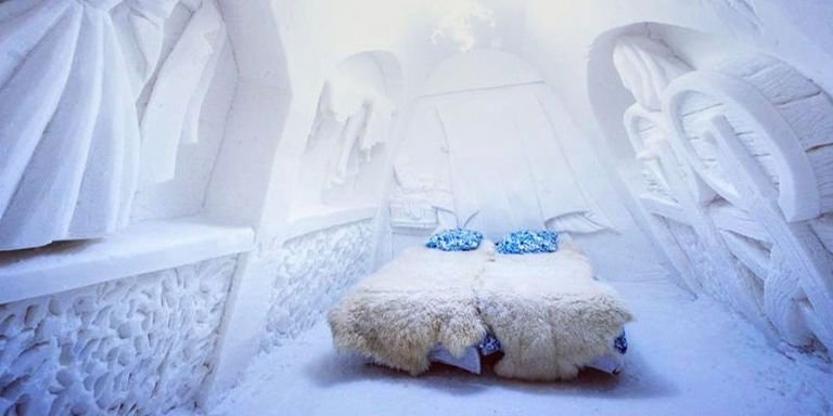 8 Coolest Ice Hotels In The World Best Igloo Hotels To