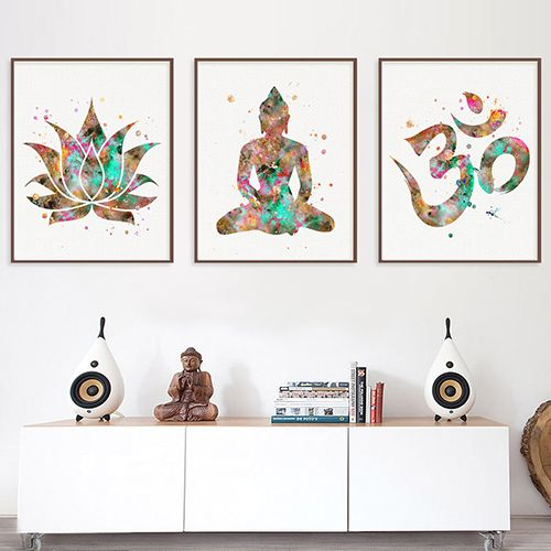 Calming Colors That Will Perfect Your Home: Best Zen Decor Ideas For 2018