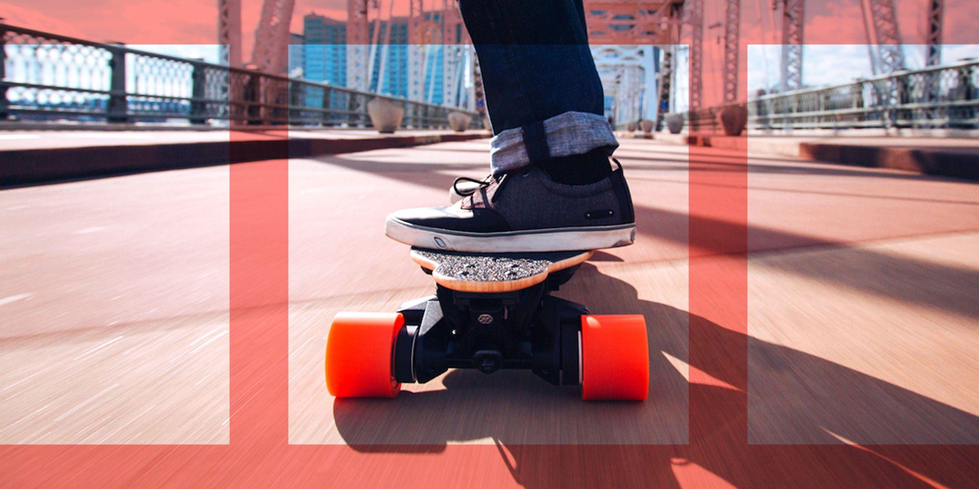 9 Best Electric Skateboards of 2018 - Motorized Skateboards