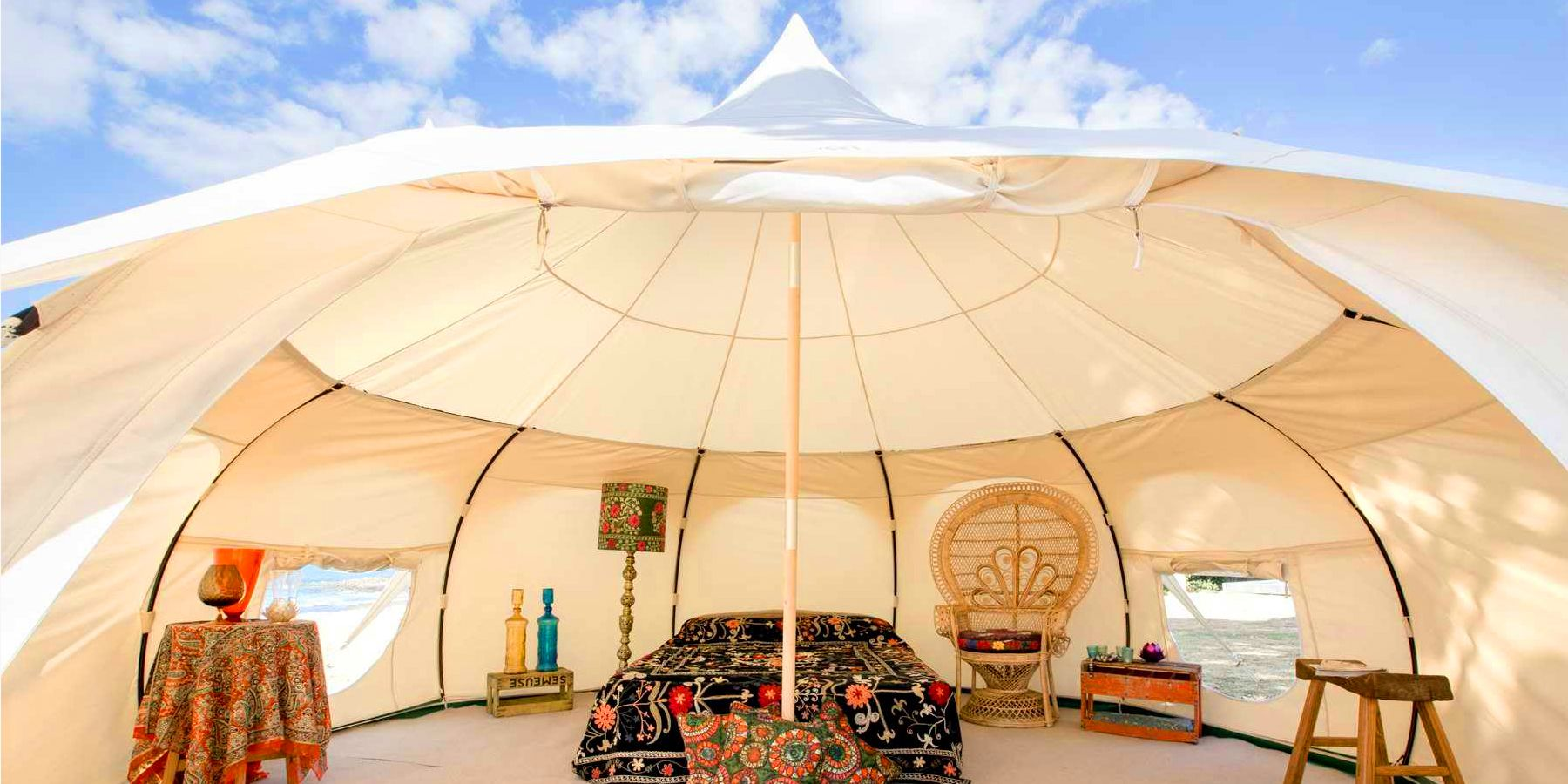 These 7 Glamping Tents Make Luxurious Camping Easy