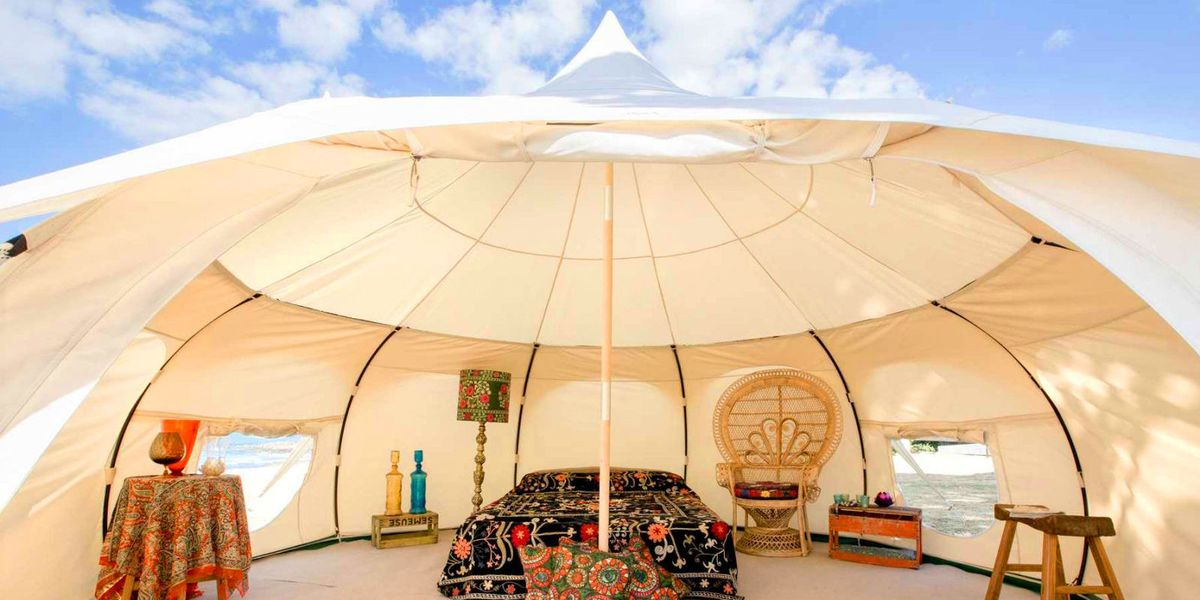 7 Best Glamping Tents for 2019 - Luxury Camping Tents