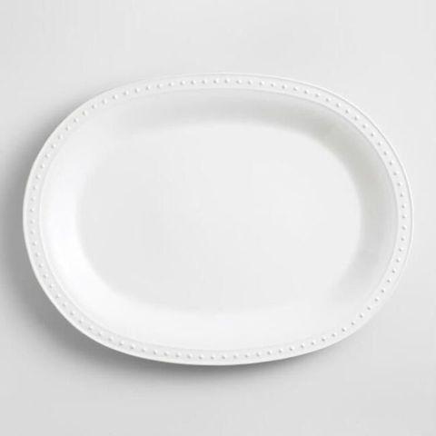 World Market Nantucket Serving Platter